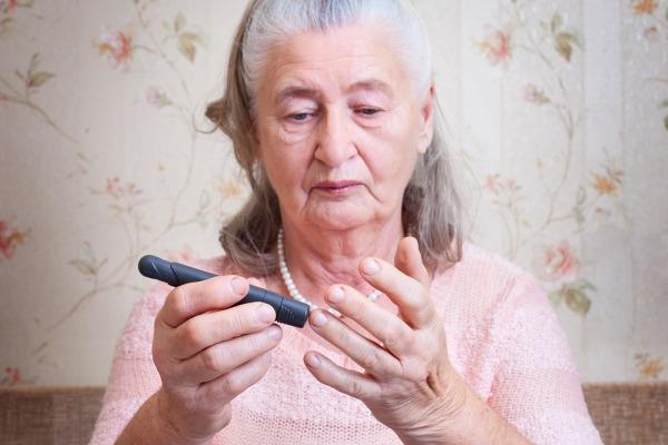 диабет, теста на диабет